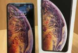 Apple iPhone XS 64GB 400 EUR  ,iPhone XS Max 64GB