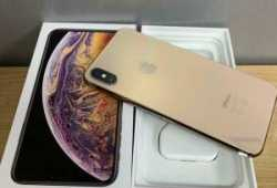 authentico Apple iPhone XS Max 512GB ORO €226