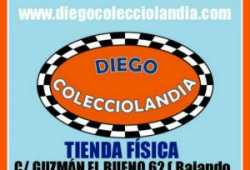 FLY CAR MODEL SCALEXTRIC DIEGO COLECCIOLANDIA