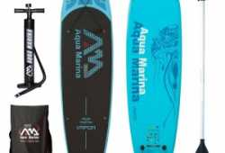 Tabla de padel surf hinchable