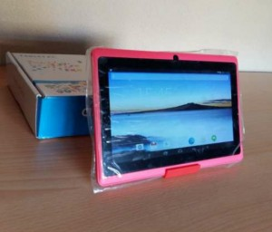 "Tablet 7"" 4 nucleos"