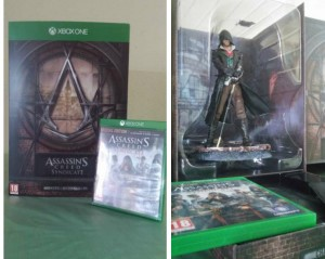Assasins Creed Syndicate ED. Coleccionista