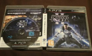 PS3  Star Wars