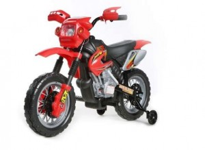Mini Motocross Roja