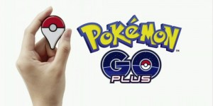 Pokémon go plus pulsera